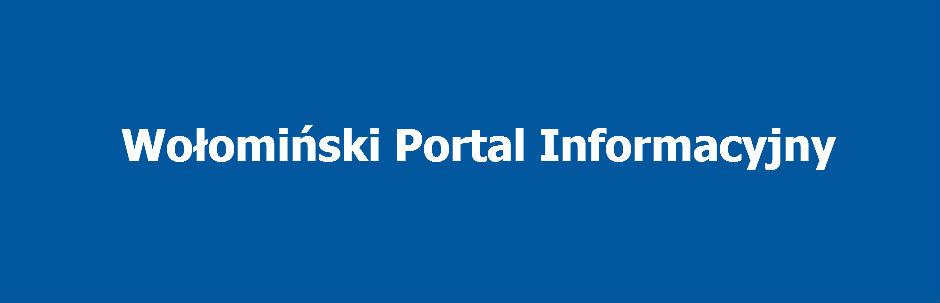 Grafika Wołomiński Portal Informacyjny