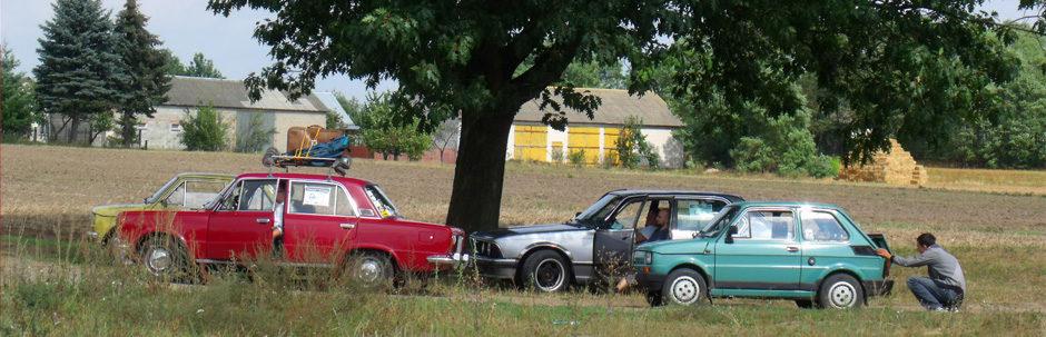 samochody zabytkowe